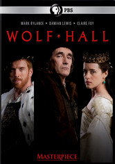 Rent Wolf Hall on DVD