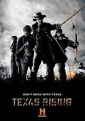 Rent Texas Rising on DVD