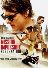 Rent Mission: Impossible - Rogue Nation on DVD