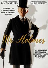 Rent Mr. Holmes on DVD