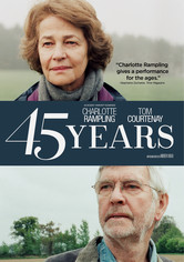 Rent 45 Years on DVD