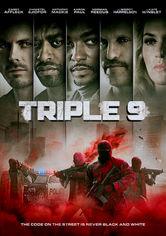Rent Triple 9 on DVD