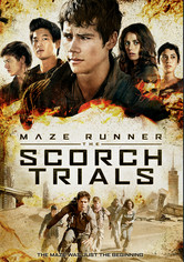 Rent Maze Runner: The Scorch Trials on DVD