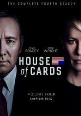 Rent House of Cards: Season 4 on DVD