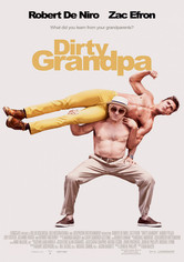 Rent Dirty Grandpa on DVD