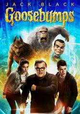Rent Goosebumps on DVD