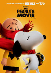 Rent The Peanuts Movie on DVD