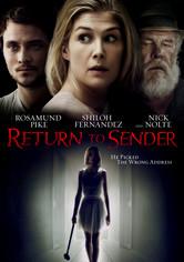Rent Return to Sender on DVD