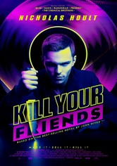 Rent Kill Your Friends on DVD