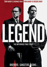 Rent Legend on DVD