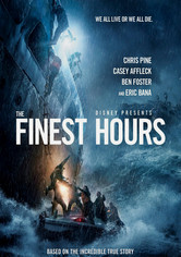 Rent The Finest Hours on DVD