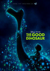 Rent The Good Dinosaur on DVD