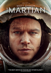 Rent The Martian on DVD