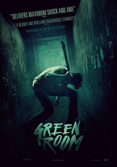 Rent Green Room on DVD