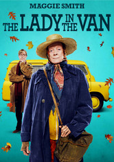 Rent The Lady in the Van on DVD