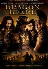 Rent Dragon Blade on DVD