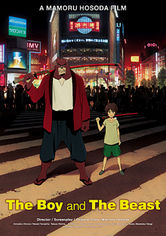 Rent The Boy and the Beast on DVD