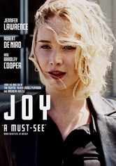Rent Joy on DVD