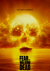 Rent Fear the Walking Dead on DVD
