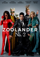 Rent Zoolander 2 on DVD