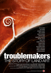 Rent Troublemakers: The Story of Land Art on DVD