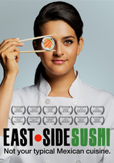 Rent East Side Sushi on DVD