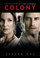 Rent Colony: Season 1 on DVD