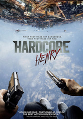 Rent Hardcore Henry on DVD