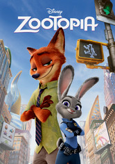 Rent Zootopia on DVD