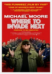 Rent Where to Invade Next on DVD
