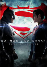 Rent Batman v Superman: Dawn of Justice on DVD
