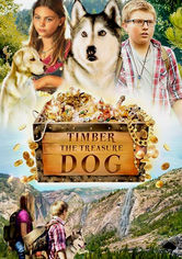 Rent Timber the Treasure Dog on DVD