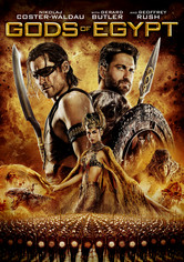 Rent Gods of Egypt on DVD
