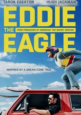 Rent Eddie the Eagle on DVD