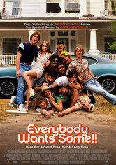 Rent Everybody Wants Some on DVD