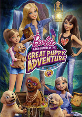 Rent Barbie:The Great Puppy Adventure  on DVD