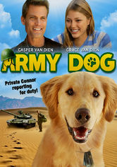 Rent Army Dog on DVD