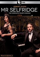 Rent Mr. Selfridge: Season 4 on DVD