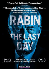 Rent Rabin, the Last Day on DVD