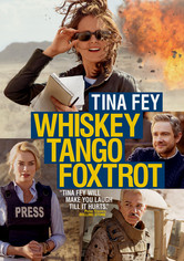 Rent Whiskey Tango Foxtrot on DVD