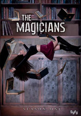 Rent The Magicians: Season 1 on DVD