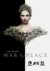 Rent War & Peace on DVD