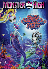 Rent Monster High: Great Scarrier Reef on DVD