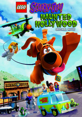Rent Lego Scooby-Doo: Haunted Hollywood on DVD