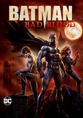 Rent Batman: Bad Blood on DVD