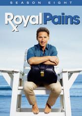 Rent Royal Pains: Season 8 on DVD