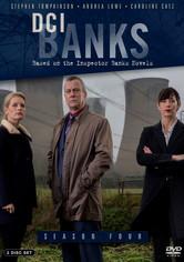 Rent DCI Banks: Season 4 on DVD