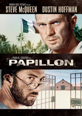 Rent Papillon on DVD