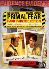 Rent Primal Fear on DVD