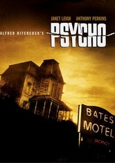 Rent Psycho on DVD